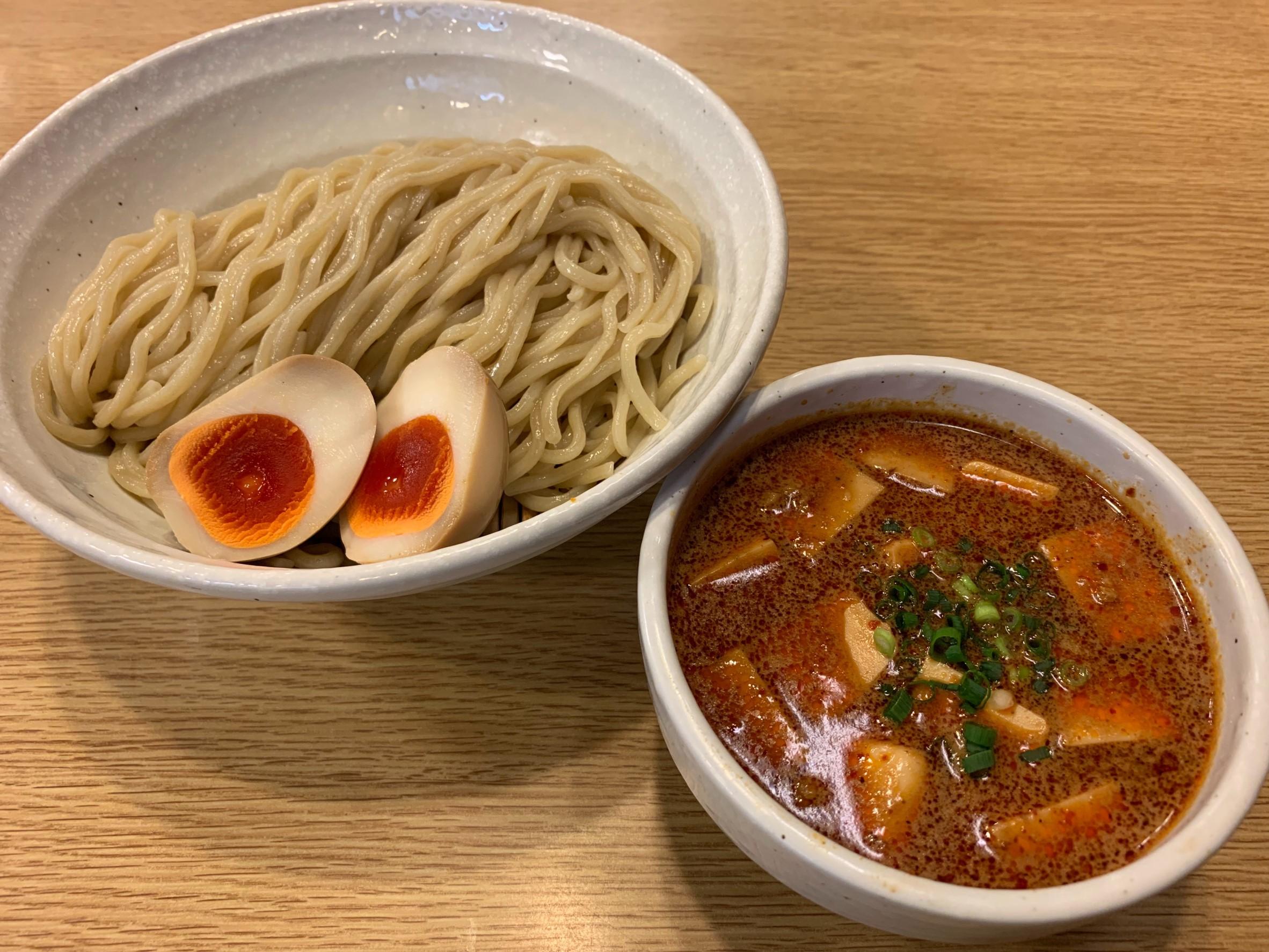 麻婆つけ麺