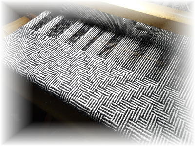シャドー織り4-4