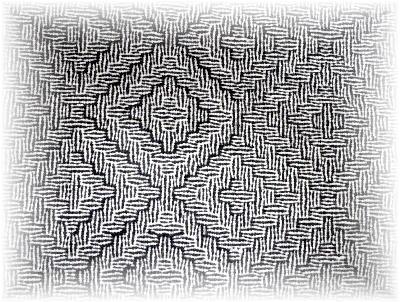 シャドー織り4-7