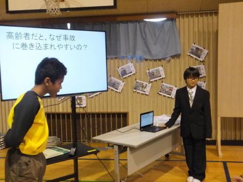 学習発表会2