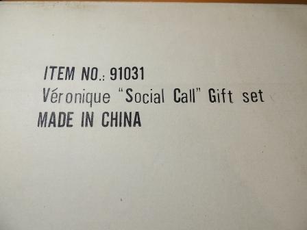 Social Call Gift set