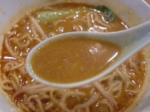 つるや@新橋・20190116・スープ