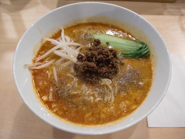 つるや@新橋・20190116・担々麺