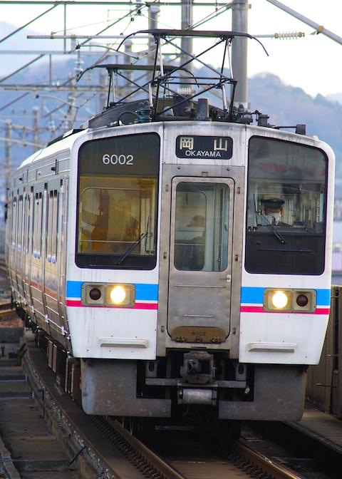 190210 JRS 6000 Okayama