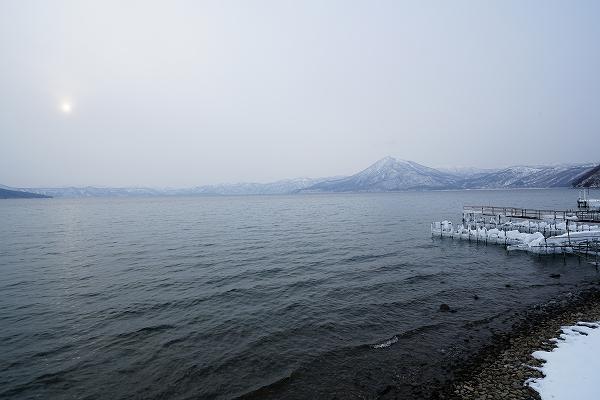 【2019年2月札幌・支笏湖】2日目前半