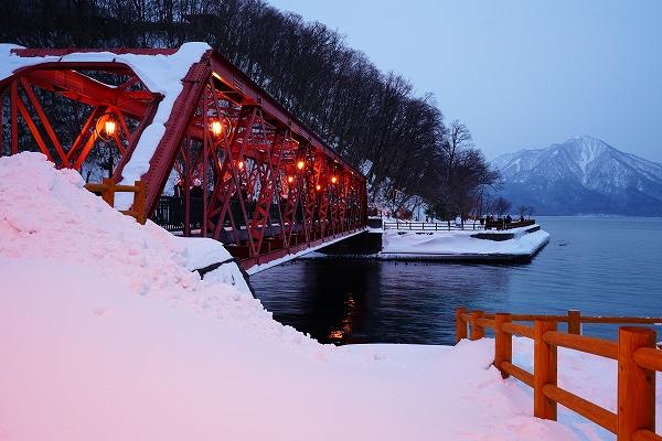 【2019年2月札幌・支笏湖】2日目後半