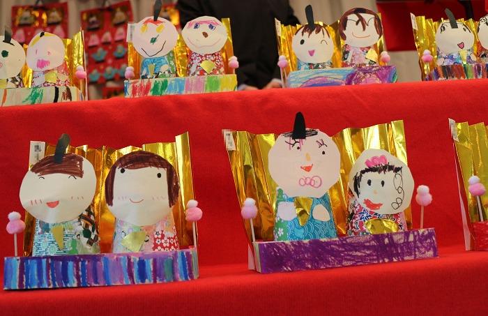 ひな祭り会 子どもの雛人形 31 2 28