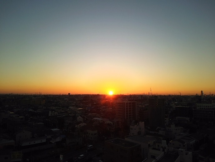181124夕陽