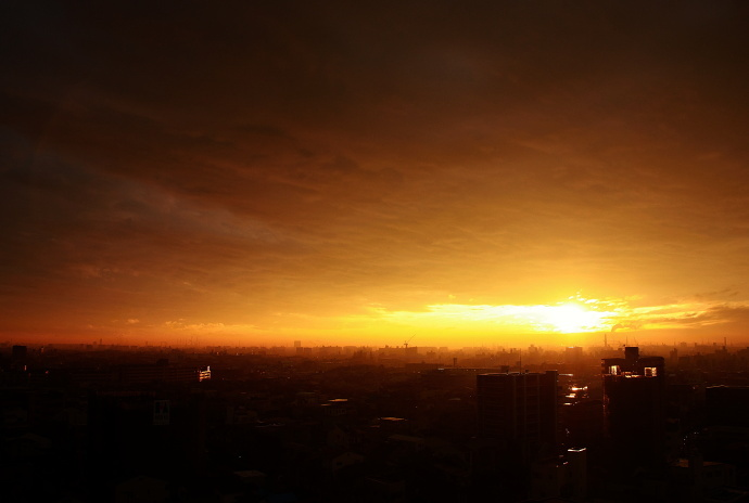 190219夕陽