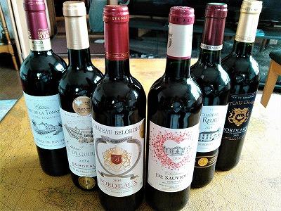 ワイン6本