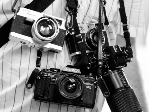 使い分け カメラ