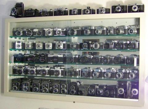 コレクション カメラ アナログ