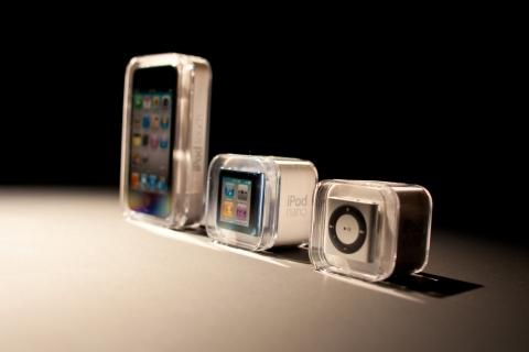 iPod シリーズ