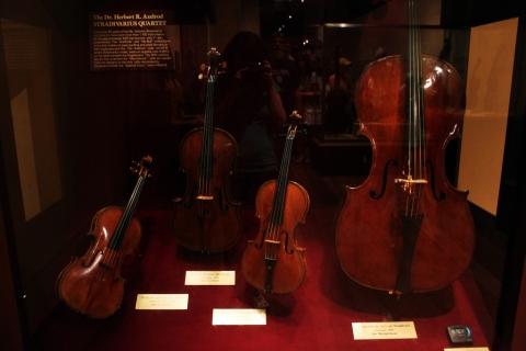 ストラディヴァリウス ヴァイオリン