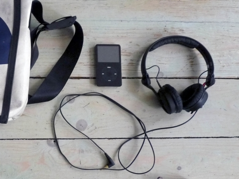 HD25 iPod