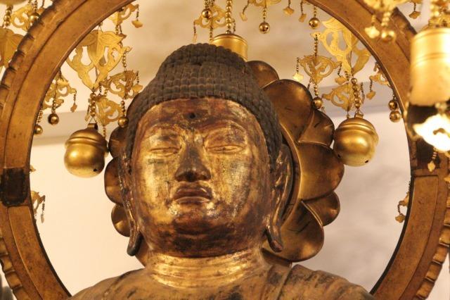霊樹寺(埼玉)釈迦如来