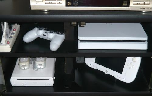 PS4とWiiU