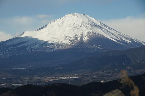 20190126-15 大野山より富士山