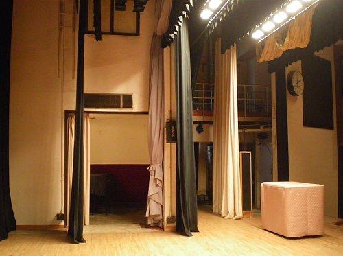豊橋市公会堂・舞台
