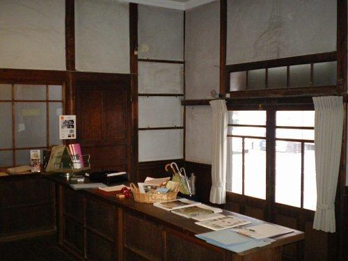 野間郵便局旧舎・1