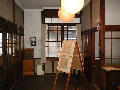 野間郵便局旧舎・5
