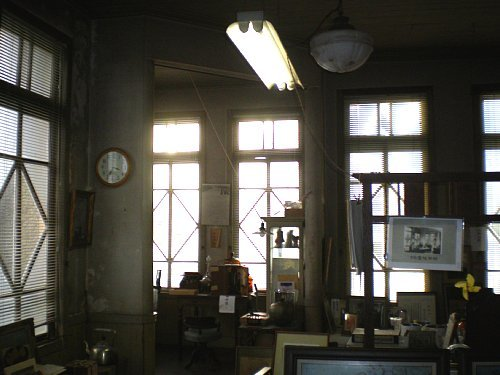 旧今泉医院・診察室