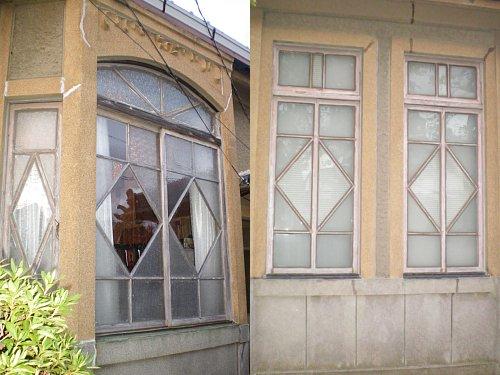 旧今泉医院・窓2