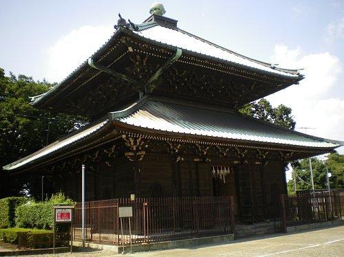 池上本門寺・経蔵