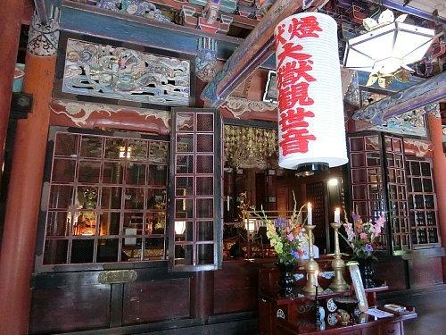 興福寺・観音堂2