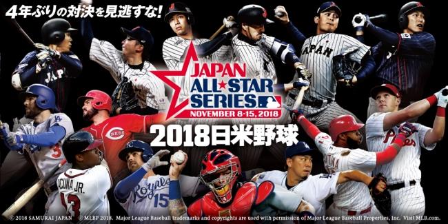 2018年日米野球