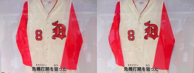 ナゴヤドーム ドラゴンズ ワールド②(平行法)