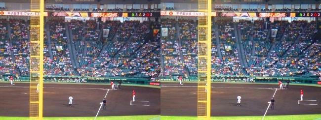 阪神-広島 甲子園球場 2018.6.22③(平行法)