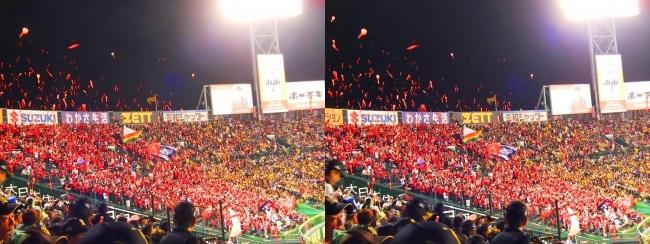 阪神-広島 甲子園球場 2018.4.10⑥(平行法)