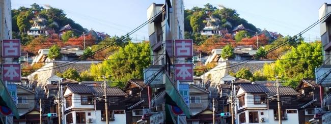 尾道 千光寺山(平行法)