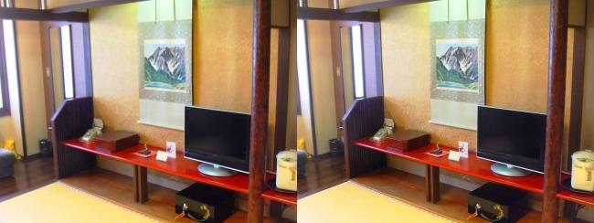 城崎温泉 旅館まつや202号室(交差法)