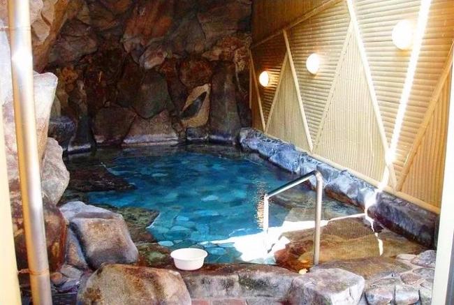 城崎温泉♨一の湯 洞窟風呂