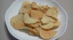 カルビー「レンジdeポテリッチ濃厚バター醤油味」