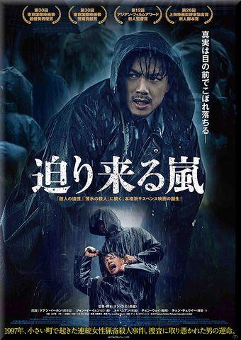 迫り来る嵐 (2017)