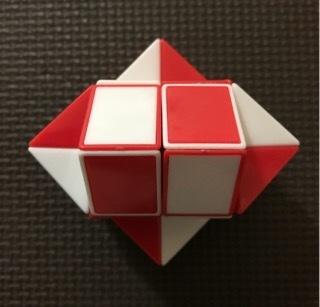 スネークキューブ_対称形1