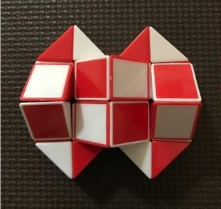 スネークキューブ_対称形2