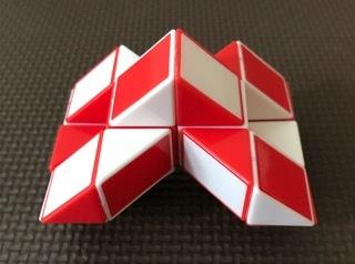 スネークキューブ_対称形3