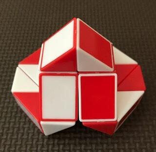 スネークキューブ_対称形4