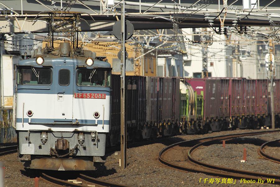 2088号機75列車181121