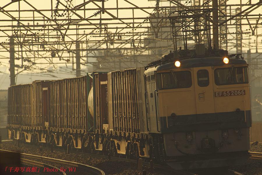 2066号機74列車181121