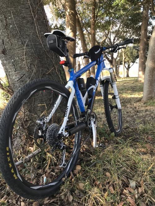 【連休は毎日サイクリング公園へ】・1
