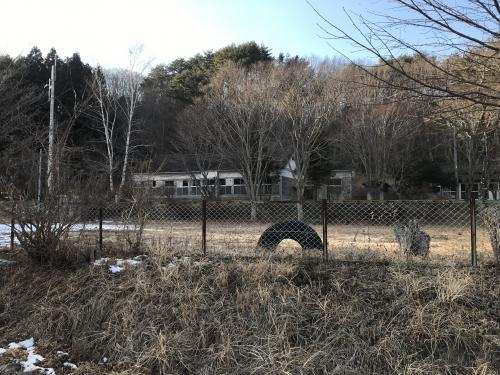 【MTB通勤と小川小学校戸渡分校】・19