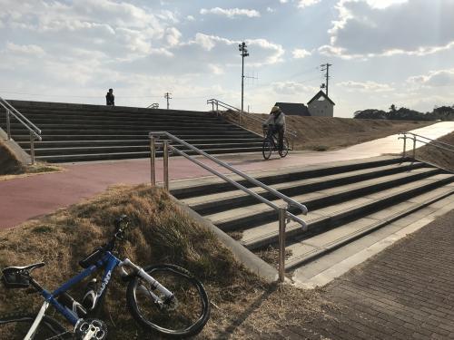 【2019.2.23 いわきサイクリング公園】・2