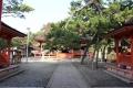 日御碕神社拝殿