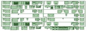 7000系床下機器 7019F(8連VVVF)