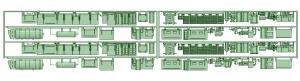 HO-KD26-40 2621F 床下機器